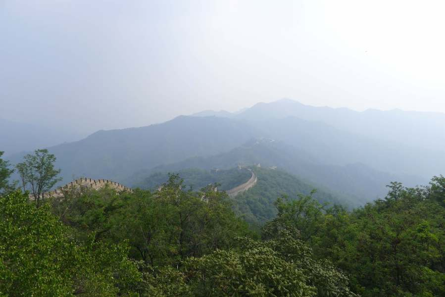 Mutianyu / Great Wall