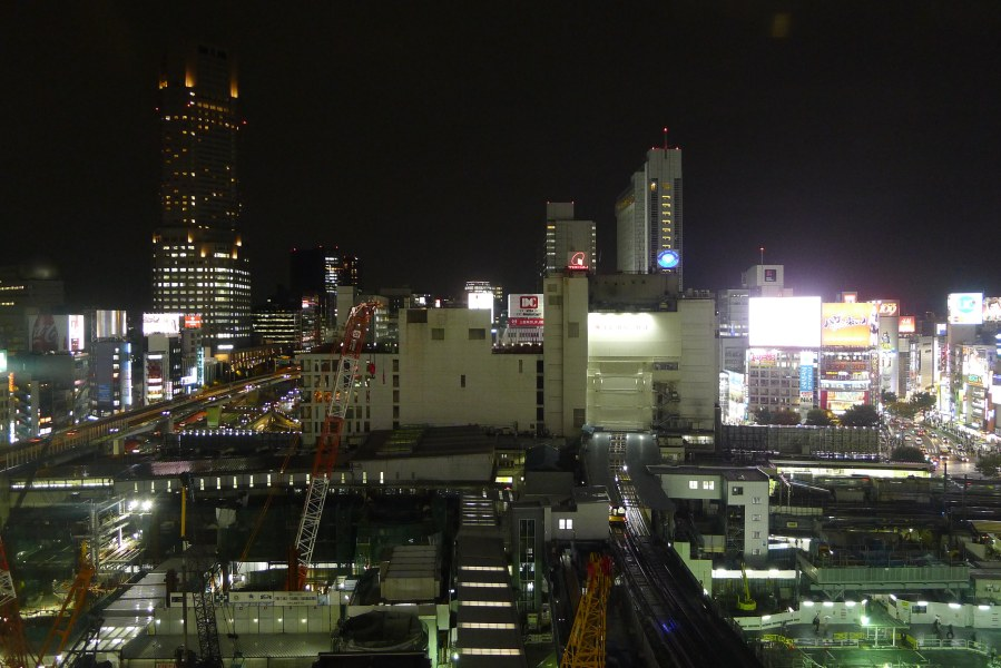 TOKYO / constructionsite